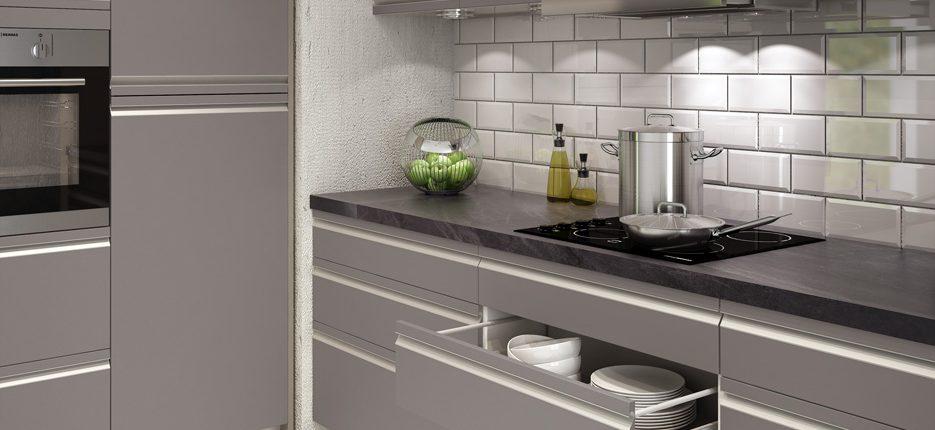 Cocinas laminados domus domus f brica de muebles de - Muebles de cocina laminados ...