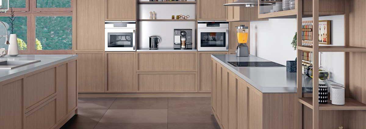 Consideraciones para distribuir una cocina, Cocinas Domus S.L